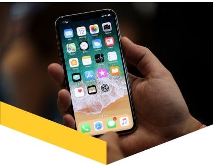 настройка iOS