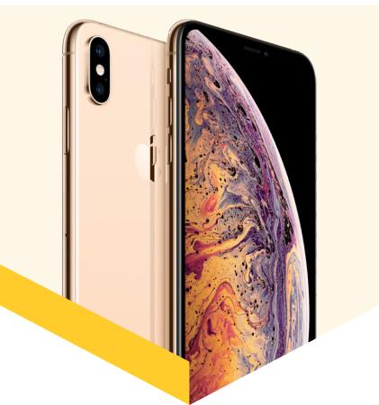 Ремонт iPhone-XS в Харькове