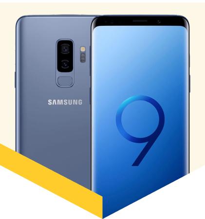 Ремонт Samsung S9 plus в Харькове