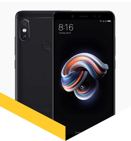Ремонт Xiaomi Note 5 Pro в Харькове