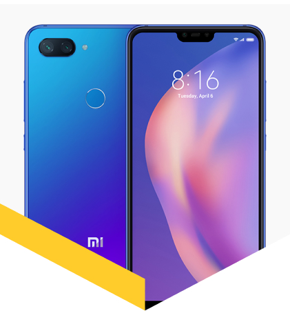 Ремонт Xiaomi Mi 8 Lite в Харькове
