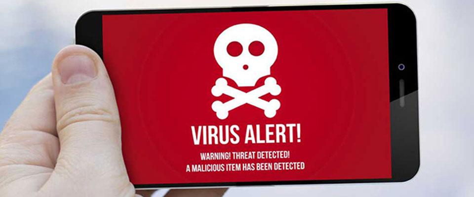 Удалить вирусы на смартфоне